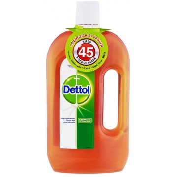 Dettol Antiseptic Germicide Disinfectant Liquid 750ml