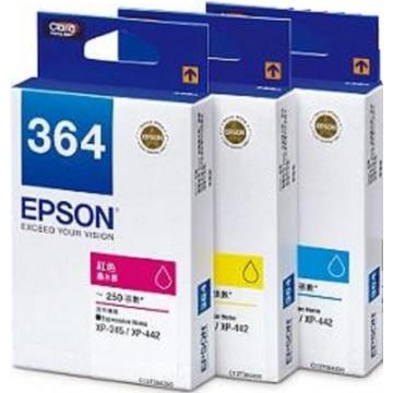 Epson Ink Cartridge (364) Colour