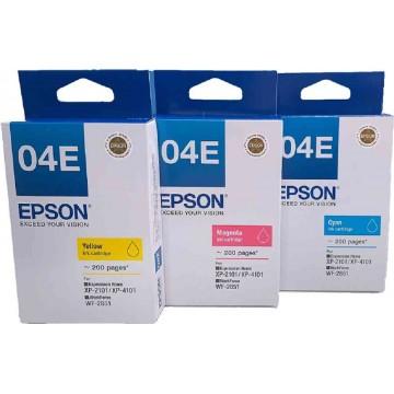 Epson Ink Cartridge (04E) Colour