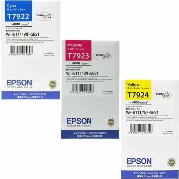 Epson Ink Cartridge (T792) Colour