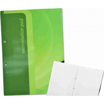 Examination Writing Pad 50'S A4 Side-Bound