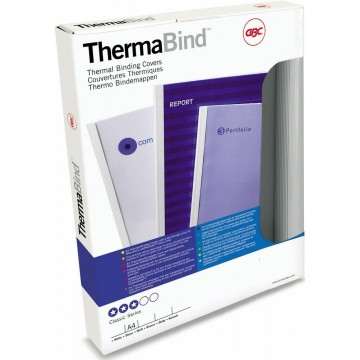 GBC Thermal Binding Cover 100'S