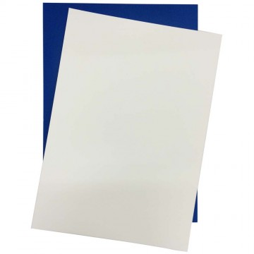 HnO Glossy Paper Presentation Cover 250gsm A4 10'S