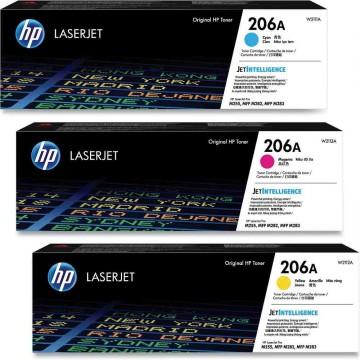 HP Toner Cartridge (206A) Colour - Ready Stocks!