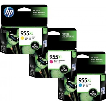HP Ink Cartridge (955XL) Colour
