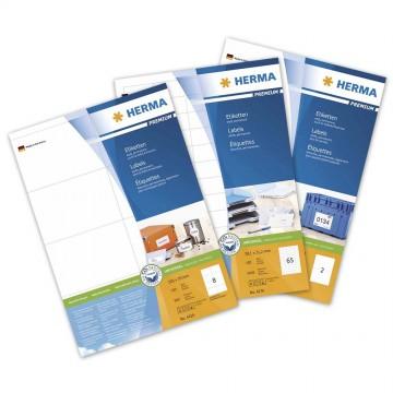 Herma Premium SuperPrint White Labels 100'S A4 (1-16)