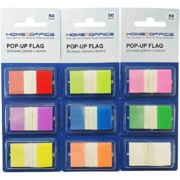 "HnO Pop-Up Flags (1"" x 1.7"") Standard"