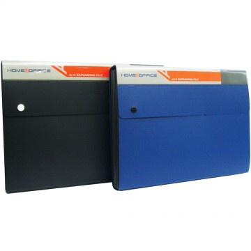 HnO Expanding File (12+1 Pocket) A4