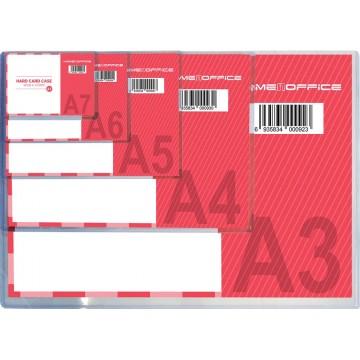 HnO Hard Card Case (148 x 105mm) A6