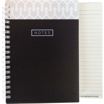 HnO Ring Notebook w/PP Cover A5