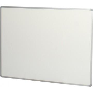 Magnetic Whiteboard w/Marker Tray (45 x 60cm) Aluminium Frame