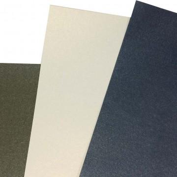 HnO Metallic Paper 250gsm 100'S A4 White