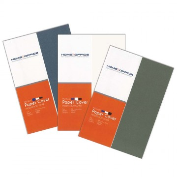 HnO Metallic Paper Presentation Cover 250gsm A4 10'S