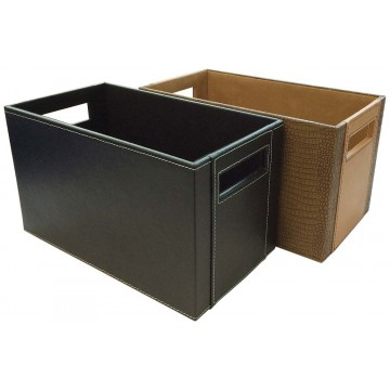 PU Leather CD Box