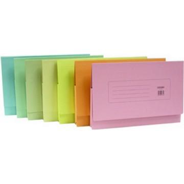 Paper Pocket File FS/F4