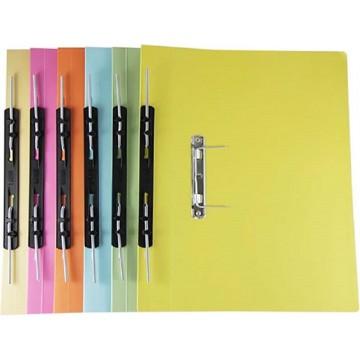 Paper U-Pin Spring Flat File 420gsm FS/F4