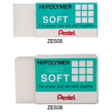 Pentel Hi-Polymer Soft Eraser ZES05 Medium