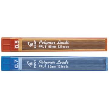 Pilot Polymer Pencil Lead 12'S 2B (0.5mm, 0.7mm)