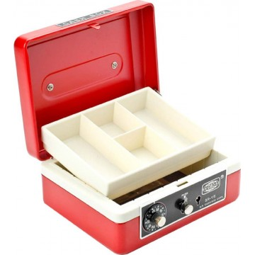SR Cash Box (158 x 123 x 75mm) SR-15