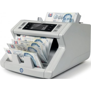 Safescan 2250 Banknote Counter w/3-Point Counterfeit Detection