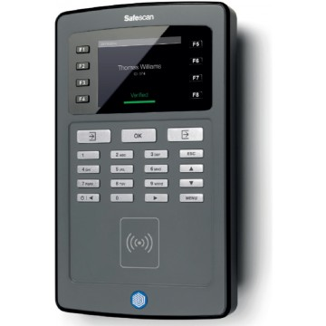 Safescan TA-8010 RFID Badge Time Attendance System