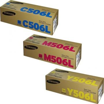 Samsung Toner Cartridge (CLT-506L) Colour