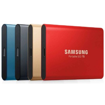 Samsung External Portable Solid State Drive 1TB