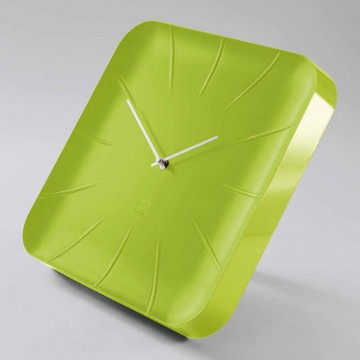 Sigel Design Wall Clock WU143 (35 x 35 x 4.5cm) Green