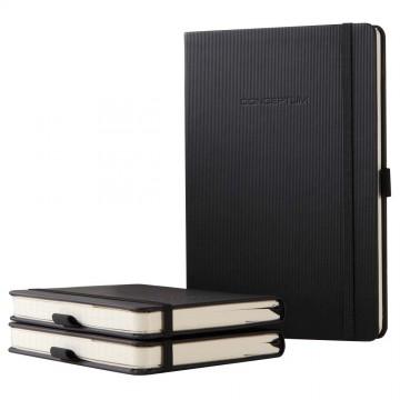 Sigel Conceptum Hardcover Notebook A6 Black