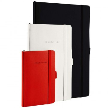 Sigel Conceptum Softcover Notebook A6 Lined