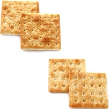Square Crackers Tin (Cream, Sugar) 3.5kg