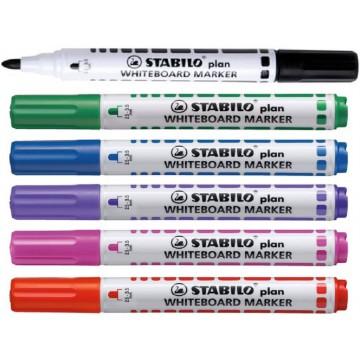 Stabilo Plan Whiteboard Marker Bullet