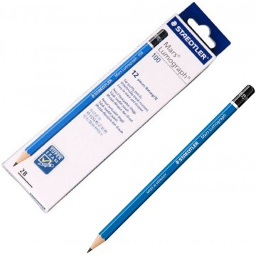 Staedtler Mars Lumograph Premium Quality Pencil