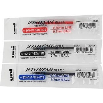 Uni Jetstream Pen 0.7mm Refill (SXN-217, SXN-157S)