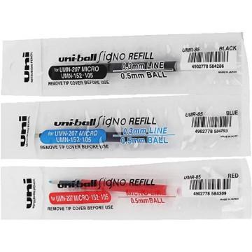 Uni-Ball Signo UMN-207 Gel Ink Pen 0.5mm Refill