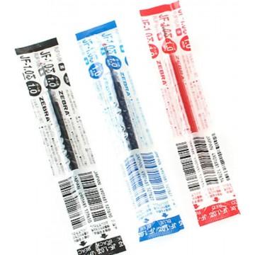 Zebra Sarasa Clip Gel Ink Pen Refill 1.0mm