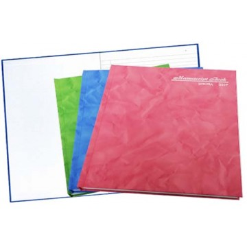 Hardcover Number Book 300 Pages (210 x 165mm)