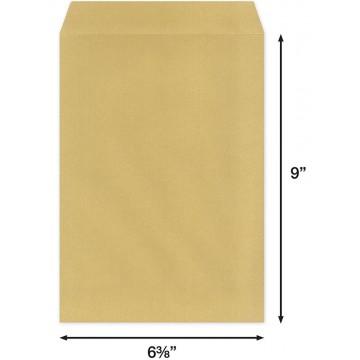 Plain Envelope C5 (162 x 229mm) 10'S Giant Manila