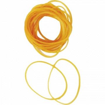 Rubbers Bands 100g Natural